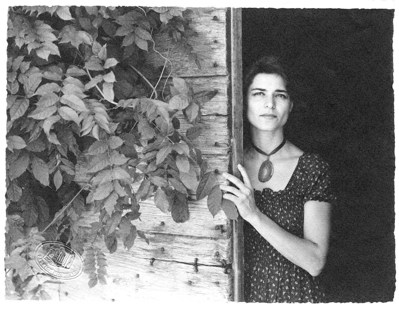 Lucia Portrait -Photo Patrick Richmond Nicholas©